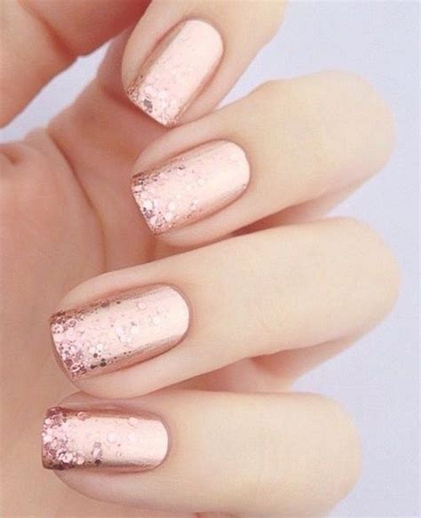 Wedding Dress Nail by 12 Bridal Nail Designs For Your Wedding Day Oh