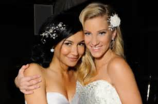 Fan fiction friday 8 lesbian wedding stories on brittany and santana