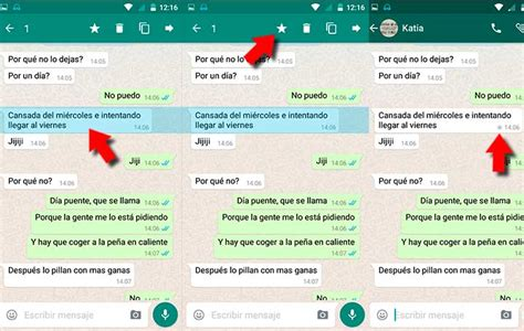 tutorial de whatsapp c 243 mo destacar mensajes de whatsapp mobility