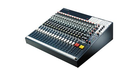 Mixer Audio 16 Channel fx16ii soundcraft professional audio mixers