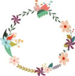 Flower Wreath Clipart clipart vintage floral wreath