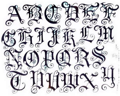 tattoo alphabet design design fonts style 5434185 171 top tattoos ideas