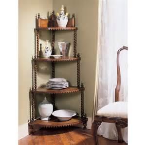 Corner Etagere Cabinet Corner Etagere Etageres Bookcase Display