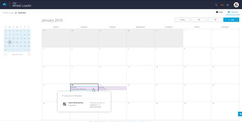 Calendar Update A360 Updates Calendar Markup