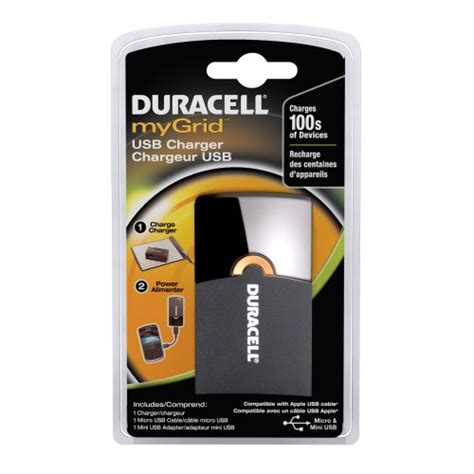 duracell mygrid usb charger review duracell mygrid usb charger this deals