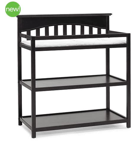 Babies R Us Graco Changing Table Just 49 Free Shipping Babies R Us Changing Tables