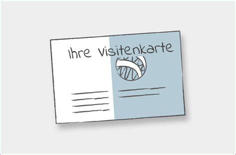 Visitenkarten Website visitenkarte gestaltung mi website ch