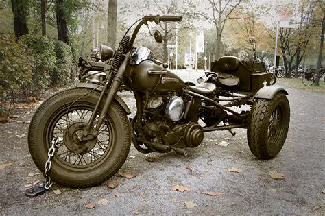 Motorrad Umbau Zum Dreirad by Harley Davidson Trike Foto Bild Autos Zweir 228 Der