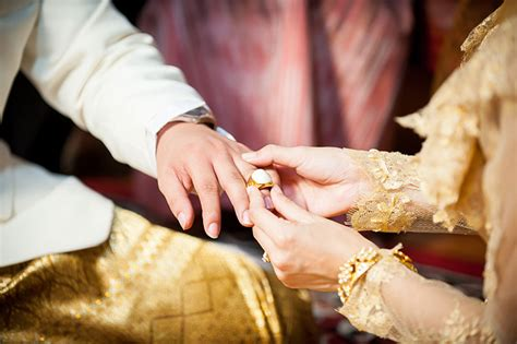 Engagement Ring Ceremony by Wedding Rings