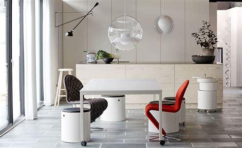 Media Room Table - panton moon suspension lamp hivemodern com