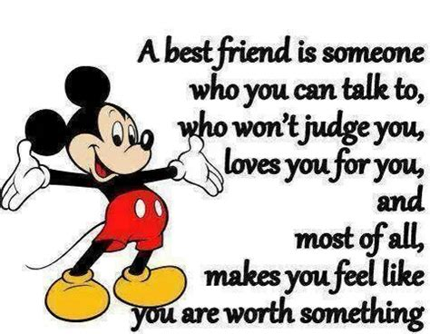 Studded Mouse A Best Friend by Top Disney Quotes Quotesgram