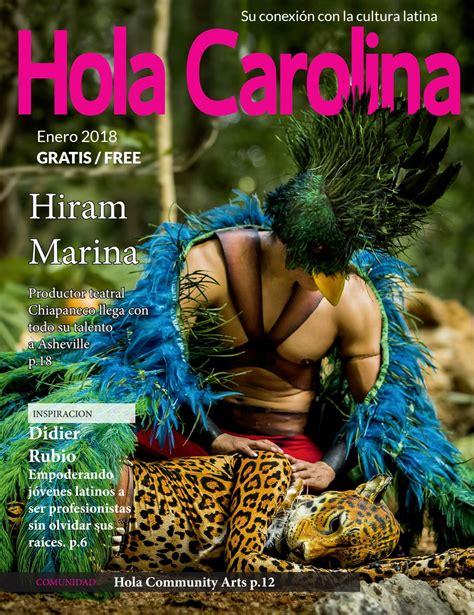 hola latinos 36 by hola latinos magazine issuu hola carolina by digital publisher issuu
