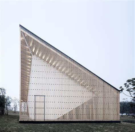 Garden Chapel Gallery Of Nanjing Wanjing Garden Chapel Azl Architects 5