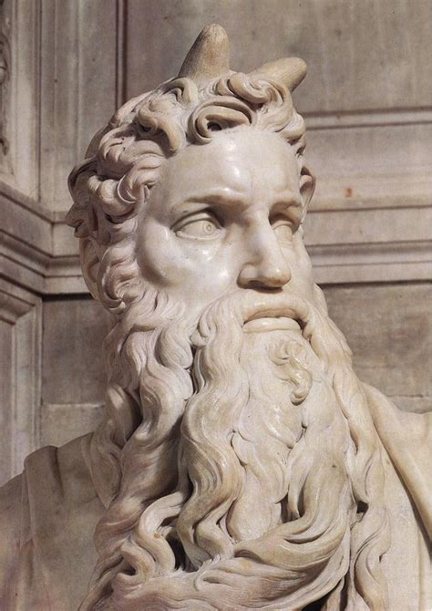 michelangelo s the horns of moses defending michelangelo s horned moses