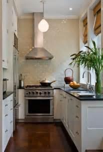 Best Galley Kitchen Designs Kleine K 252 Che Einrichten Neue Beispiele