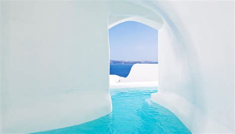 Best Bed by Luxury Hotel In Oia Santorini Canaves Oia Hotel