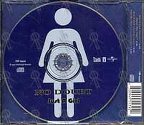 Doubt 1 4end no doubt just a cd single ep records