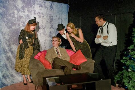 Actors In Bell Book And Candle by Bell Book Candle To Play At Westside Through October