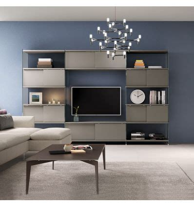 libreria da soggiorno libreria porta tv da soggiorno parete attrezzata byblos7