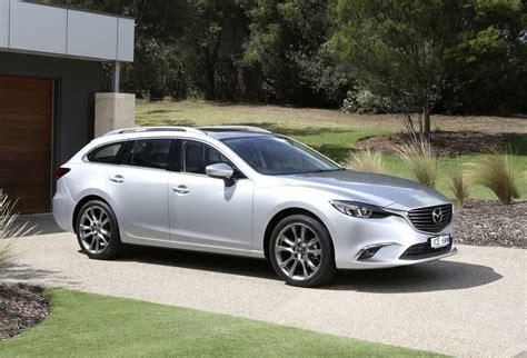 mazda 6 wagon 2015 mazda6 update on sale in australia from 32 540