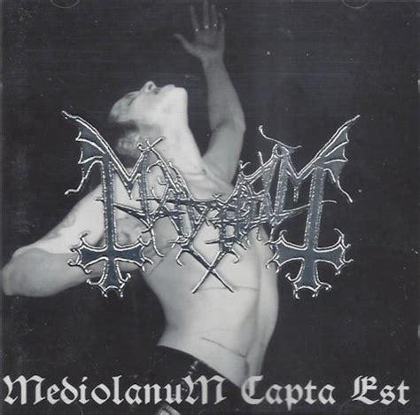 mayhem mediolanum capta est reviews encyclopaedia
