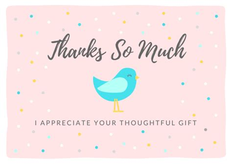 thank you cards new thank you notes for a gift card thank you