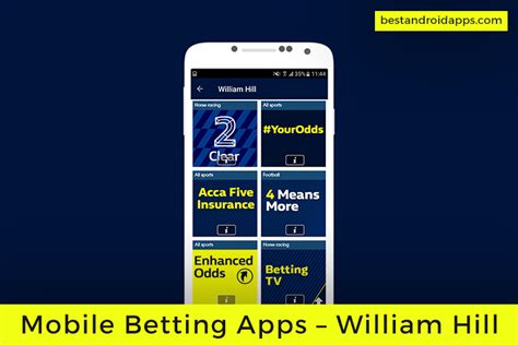 william hill mobile app review mobile betting apps william hill best android apps