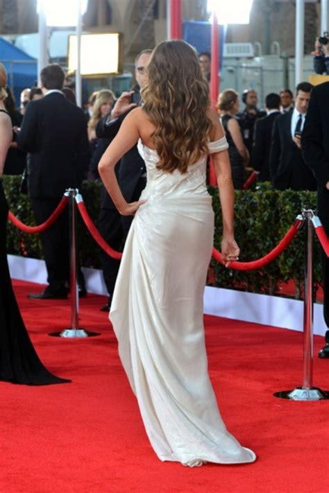 Gucci Dress Ori By Shofiya sofia vergara is the worst dressed at the 2013 sag awards