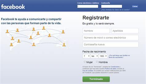 como registrarse en netflix iniciar sesion iniciar sesi 243 n en facebook entrar o crear cuenta en