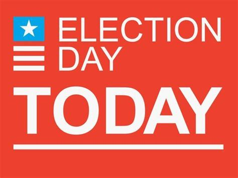 Election Day Woes by 5 Things You Need To On Election Day