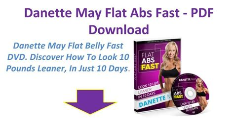 Danette May Detox Reviews by Flat Abs Fast Danette May Reviews Flat Abs Fast Pdff