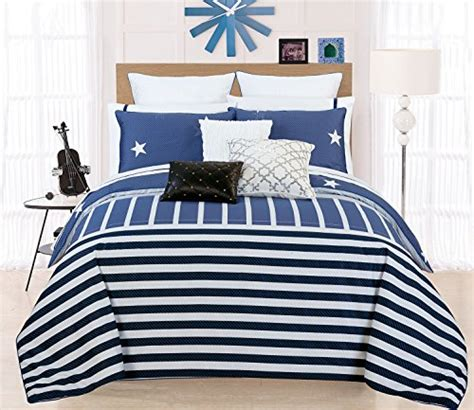 navy blue and white striped bedding navy blue and white striped bedding the versatile bedroom