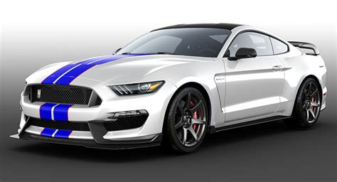 2016 ford mustang shelby gt 350 car interior design