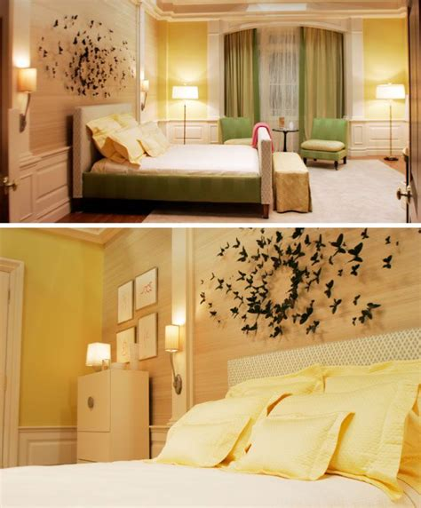 serena van der woodsen bedroom greta s new room grasscloth vs stencils it s on silk wallpaper gossip girl serena and honey