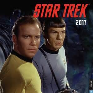 Calendã Series 2017 The Trek Collective 2017 Trek Calendars Revealed