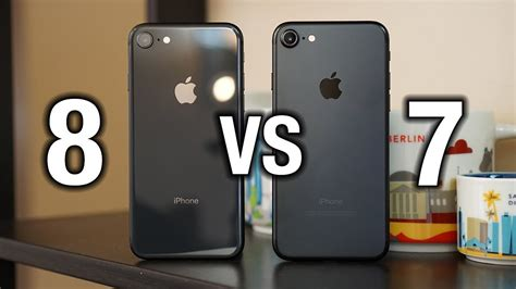 E Iphone 7 by Iphone 8 Vs Iphone 7 Differences That Matter