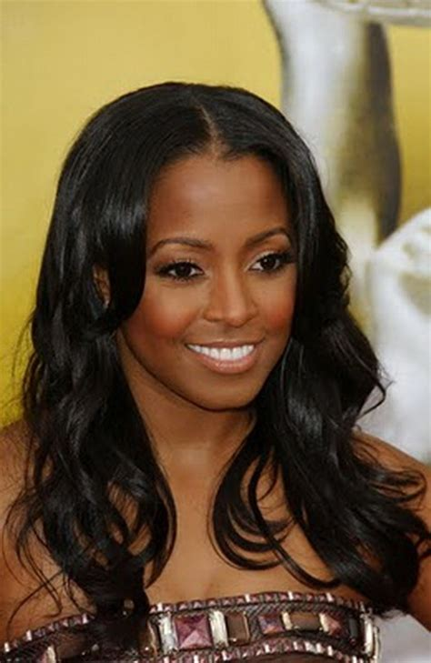 Black Hairstyles With Weave by Weave Hairstyles For Black