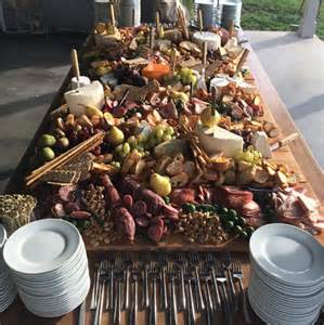 Cocktail Party Sandwiches - the charcuterie board must be the coolest wedding idea for 2016 mon cheri bridals