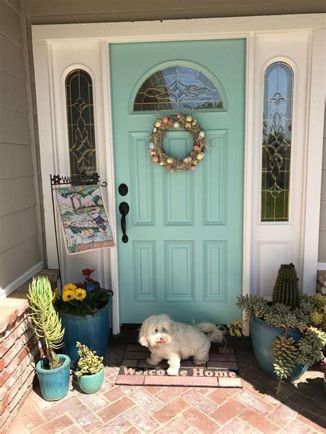 25 best ideas about aqua front doors on aqua door teal door and blue front doors