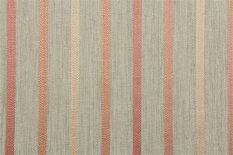 upholstery fabric laura ashley 7 5 mts laura ashley quot luxford stripe quot coral upholstery