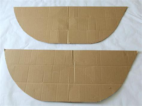 cardboard boat shapes how to make a cardboard canoe halloween costume for kids