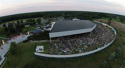 dte lawn seats michigan lottery hitheatre at freedom hill palace