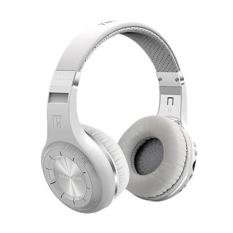 Headphone Kedap Suara jual bluedio original h turbine hurricane wireless bluetooth headphone putih harga