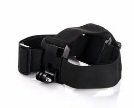 Gp23 Mount For Gopro gp23 adjustable elastic with carrying bag for