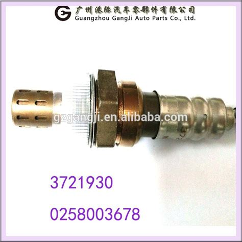 Spare Part Toyota Wish quality auto spare parts car oxygen sensor toyota