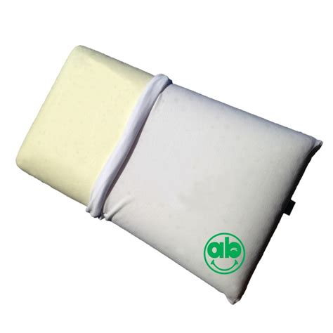 cuscino a saponetta guanciale in memory foam traspirante cuscino a saponetta