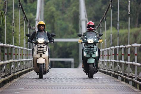 Modifikasi Vespa Bali by Kontes Digital Vespa Sprint Adventure Berhadiah Ke Bali