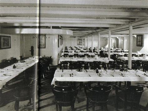 Titanic Third Class Dining Room third class dining room titanic 100 years later
