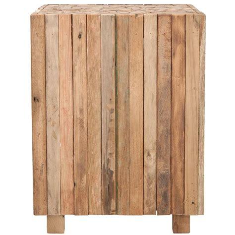 medium oak end tables safavieh richmond medium oak end table fox1001a the home