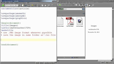 latex tutorial overleaf latex tutorial 10 inserting images into your document